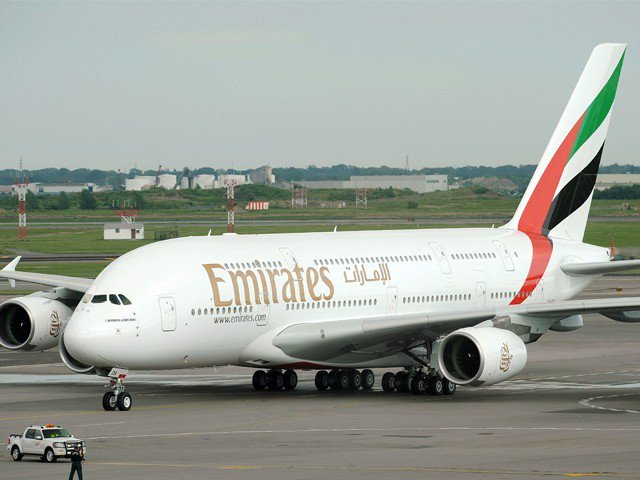 Best of the world's Airlines award for emirates