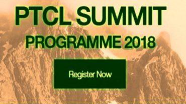 PTCL Summit MT Programme 2018 Online Registration