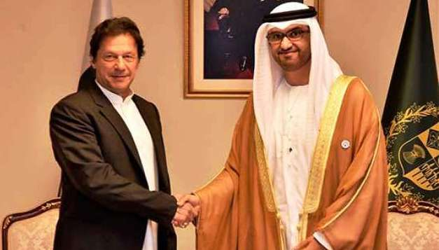 UAE to announce $6.2 billion package for Pakistan